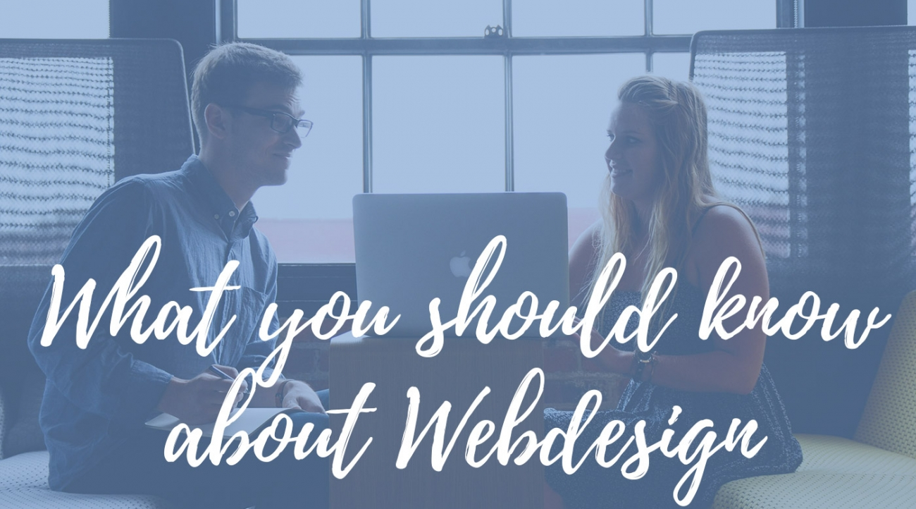 What You Should Know About Webdesign