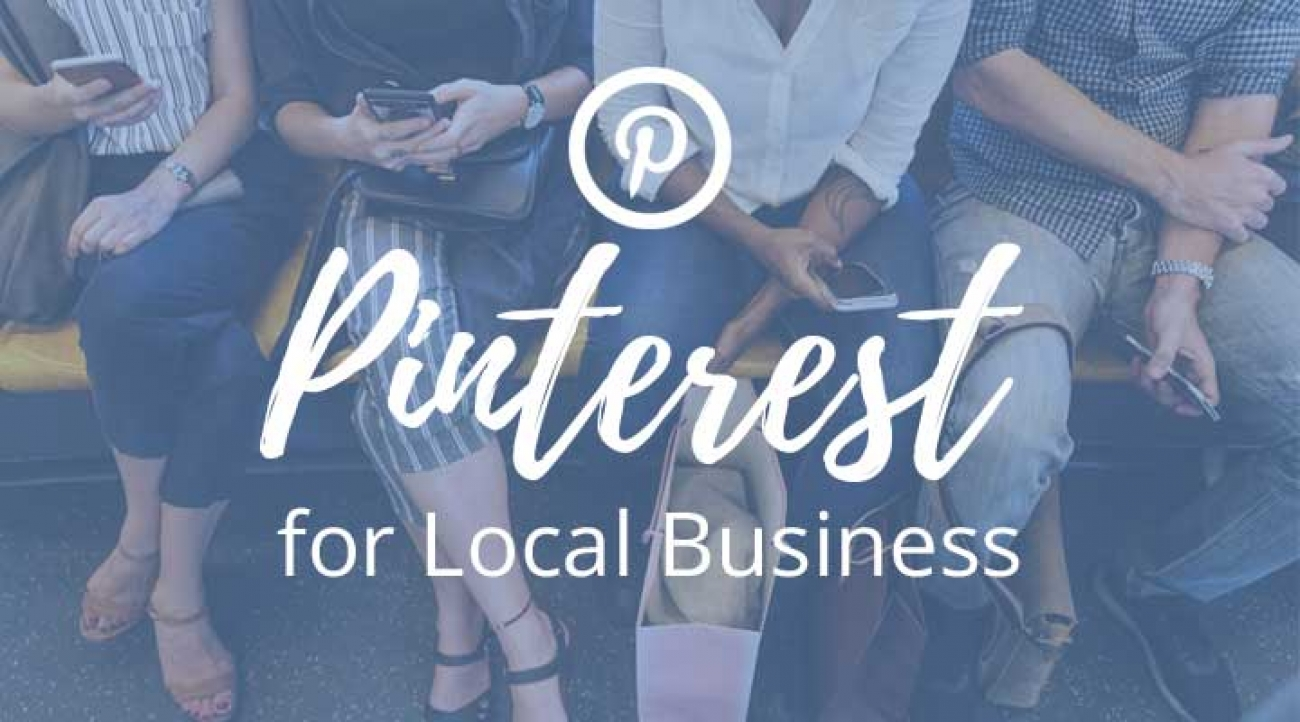 Pinterest for Local Business