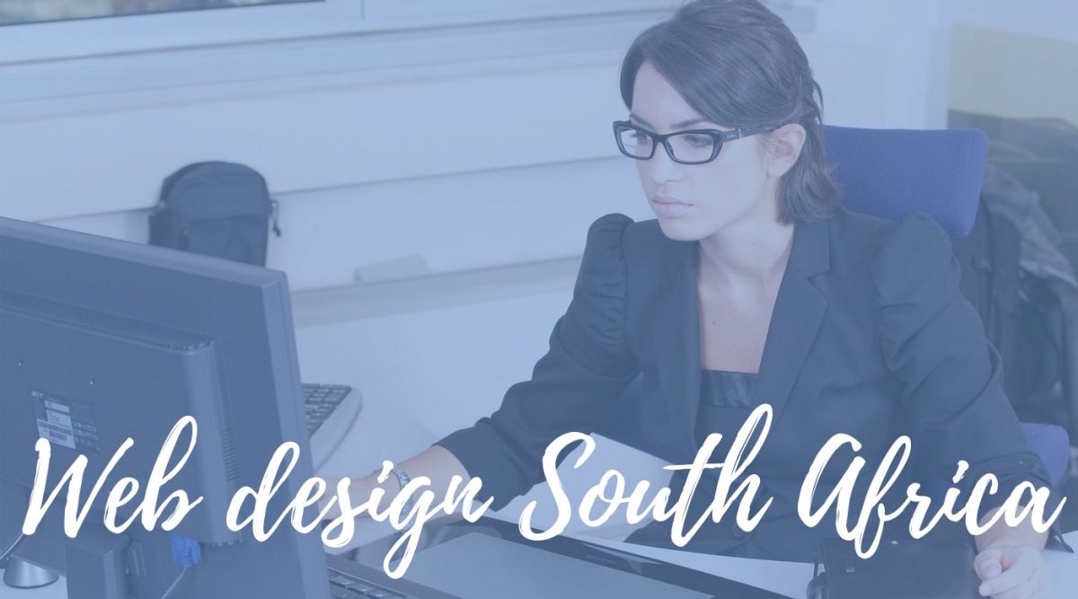 Webdesign in South Africa